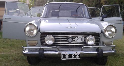 Car Peugeot 1974