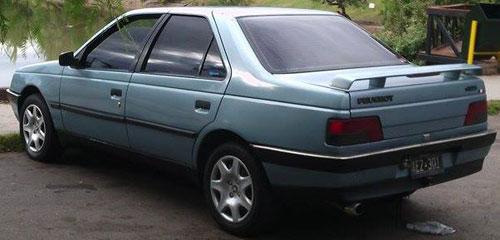 Car Peugeot 1995