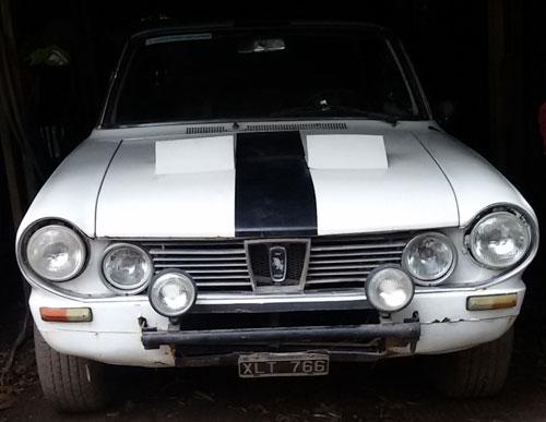 Auto Torino Coupé Réplica