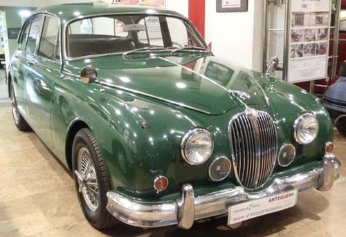 Auto Jaguar MK-II 3,8 Automático