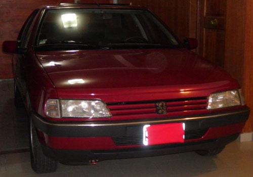 Car Peugeot 405 SR