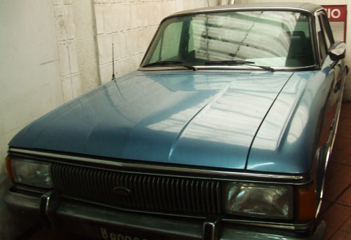 Car Ford Falcon Futura 1981