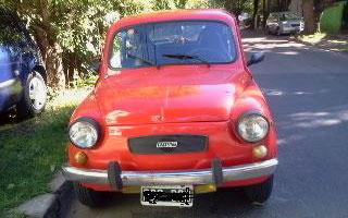 Car Fiat 600 R 1976
