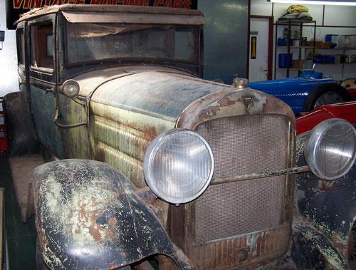 Auto Hudson Super Six