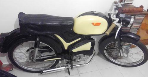 Motorcycle Capri Moto