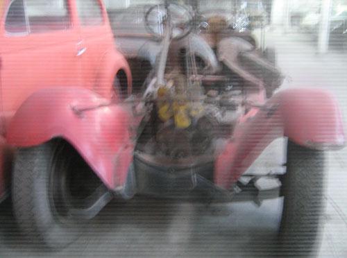 Car Ford AA 1931