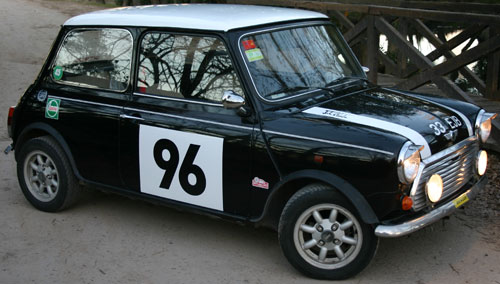 Car Mini Cooper 1300