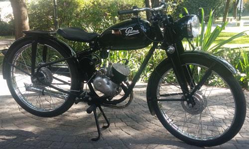 Motorcycle Puma Segunda