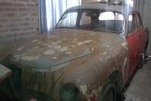 Car Bergantin 1960