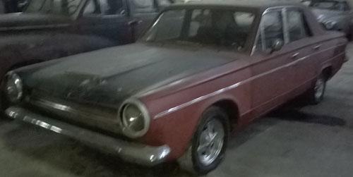 Car Valiant 3