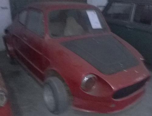 Car NSU Sport