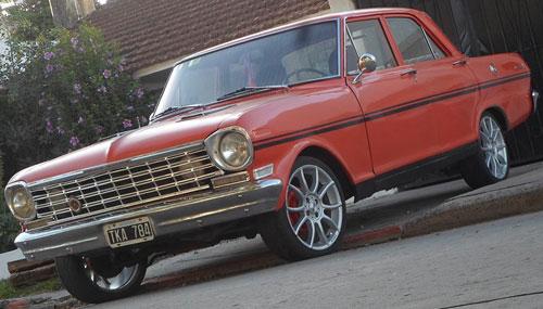 Car Chevrolet 400 1962