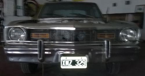 Car Dodge Dart 1976