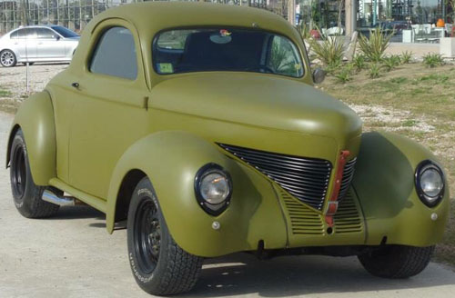 Car Willys Coup�