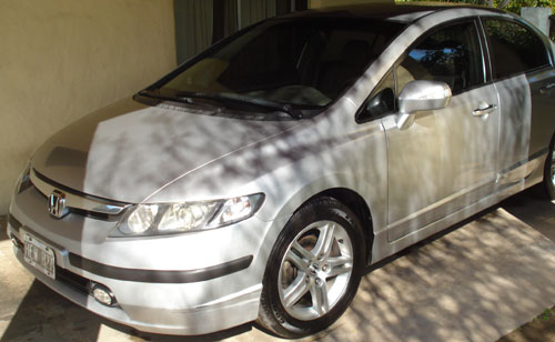 Auto Honda Civic 2008