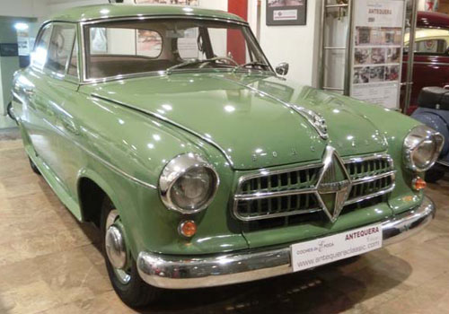 Car Borgward Isabella Saloon Hansa 1500