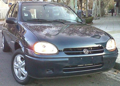 Car Chevrolet Corsa Gl 1.6