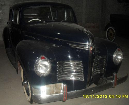 Auto Plymouth 1940