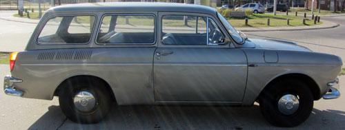 Auto Volkswagen Variant