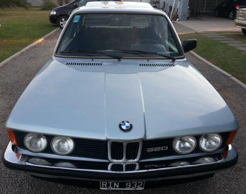 Auto BMW 320 Coupé