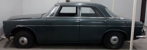 Auto Rover 1963