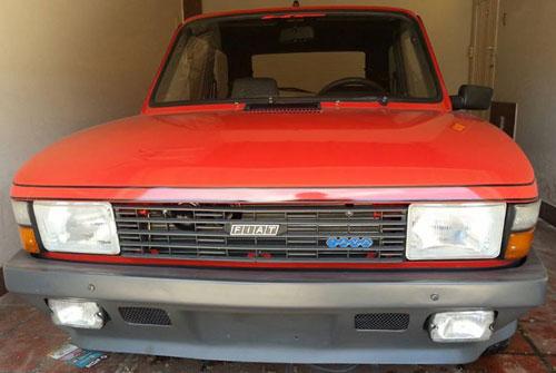 Car Fiat Sorpasso