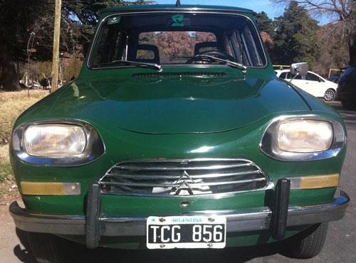 Car Citroen AMI 8