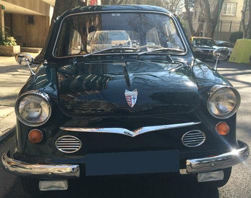 Auto NSU Prinz 30