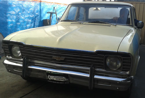 Auto Chevrolet 400 Especial