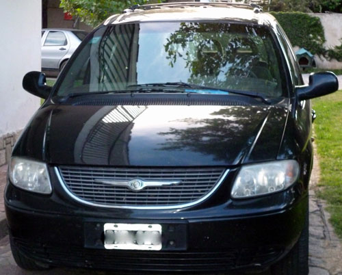 Car Chrysler Caravan