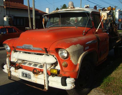 Car Chevrolet 1957