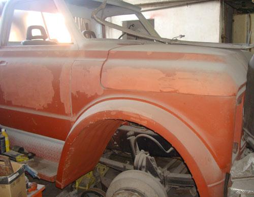 Auto Chevrolet 1974
