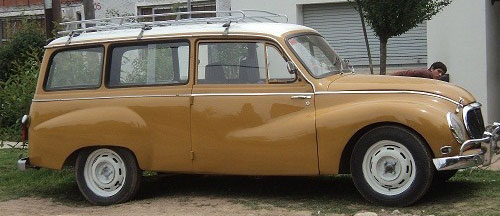 Car Auto Union DKW
