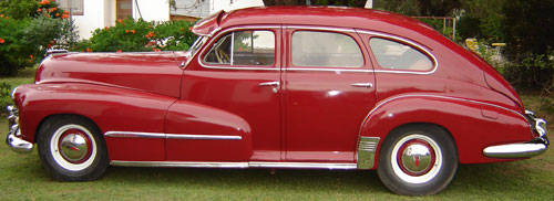 Car Oldsmobile 1947