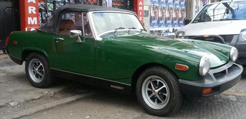 Auto MG Midget