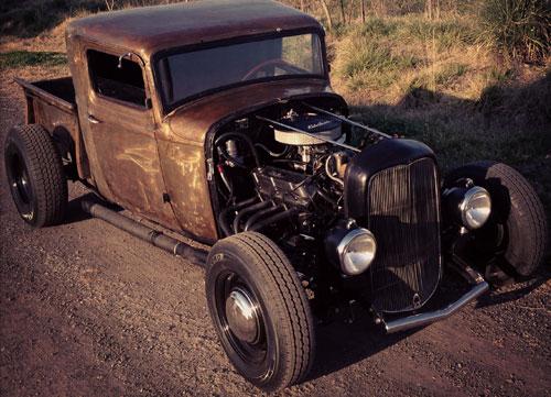 Car Ford 1932