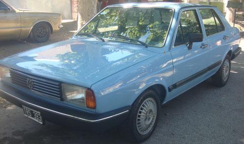 Car Volkswagen Gacel