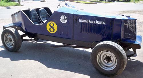 Auto Kaiser Baquet