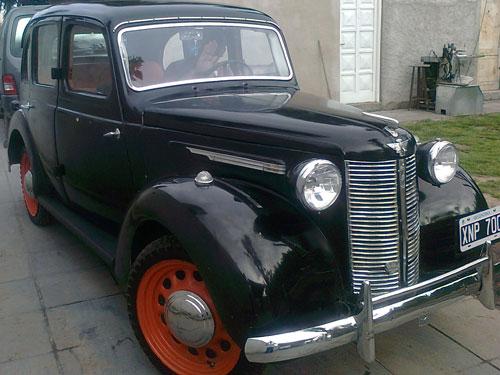 Car Austin 8
