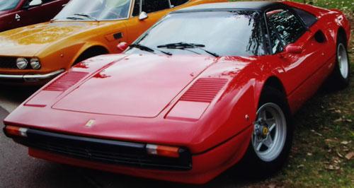 Car Ferrari 308