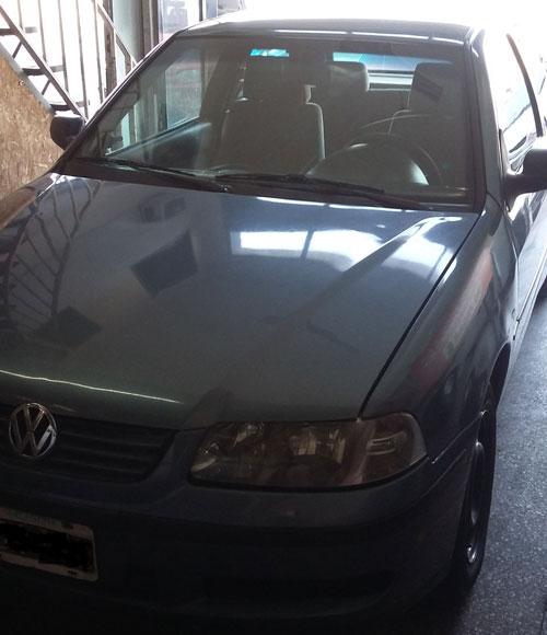 Auto Volkswagen Gol 2000 Base