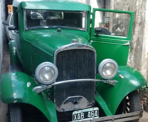 Car Desoto 1929