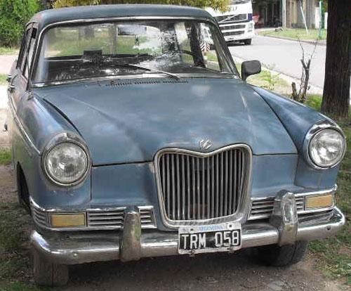 Auto Siam Di Tella