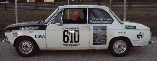 Auto BMW 2002 1971