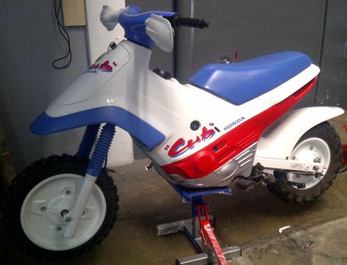 Auto Honda Cub EZ 90