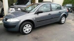 Car Renault Megane 2