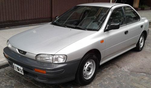 Car Subaru Impreza