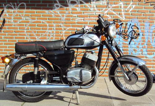 Moto Jawa 350 634.5 1977