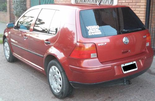 Car Volkswagen Golf TDI