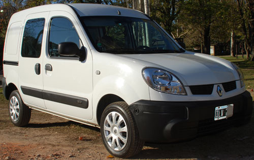 Car Renault Kangoo Express